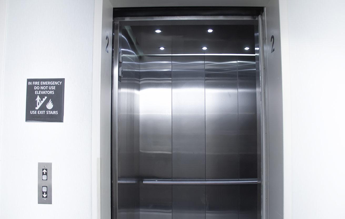 Newlook - Cambiar cabina elevador