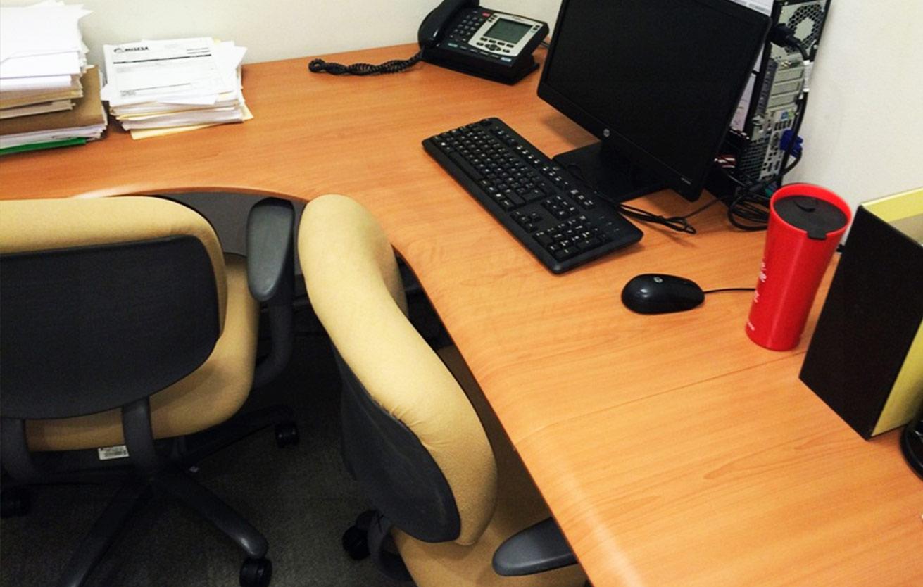 Newlook - Modernizar escritorios